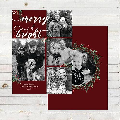 Carpp Christmas 2018 (Set of 115)