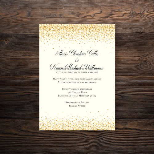 Paper Thoughts Wedding Invitations