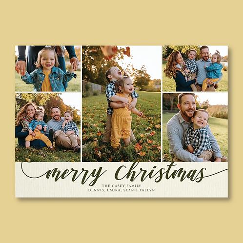 Casey Christmas 2020 (Set of 80)