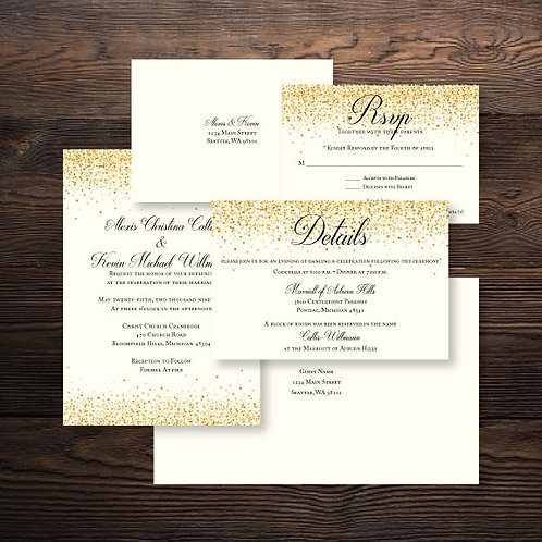 Callis Wedding (Set of 180)