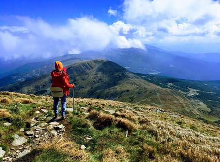 Подорож з дитиною: підйом в гори із немовлям