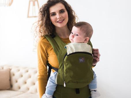 Як вибрати ерго рюкзак