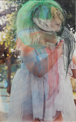 Parrot woman 2