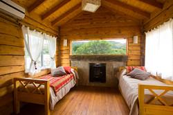 living cabaña 5