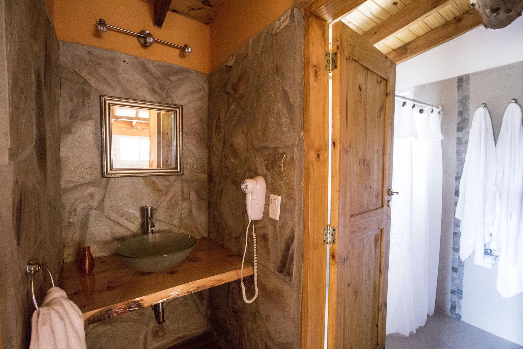 antebaño y baño