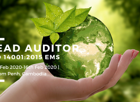 ISO 14001 Training Courses & Certification