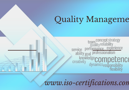 ISO 9001:2015 Quality Management System Requirements