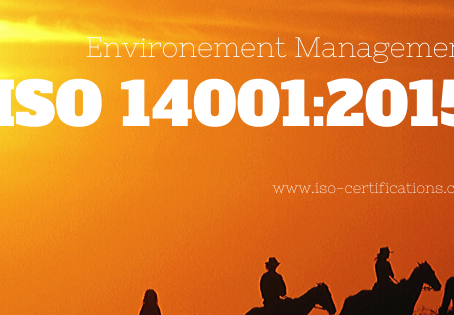 ISO 14001:2015 Environmental management systems — Requirements with guidance for use