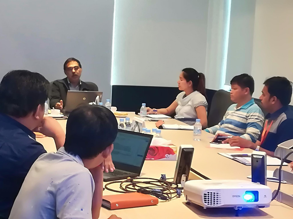 ISB-K2A Conducting Stage-1 Audit IMS at Cambodian Transmission Limited