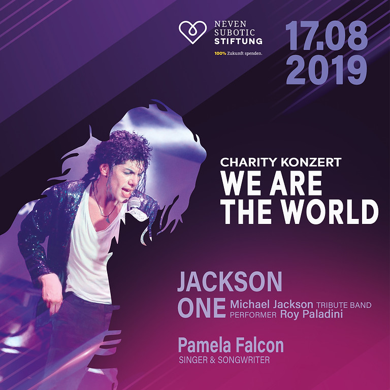 CHARITY KONZERT | We are the World