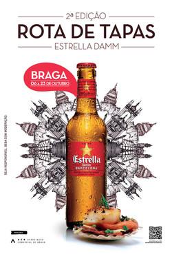 Rota de Tapas Braga 1ª Ed