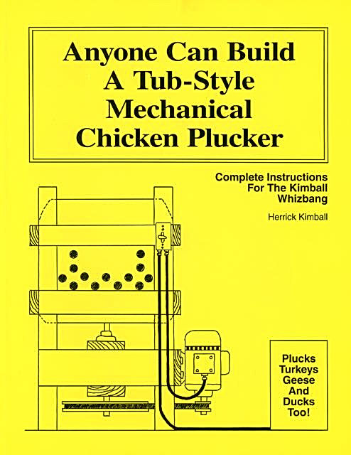 Whizbang Plucker Plan Book