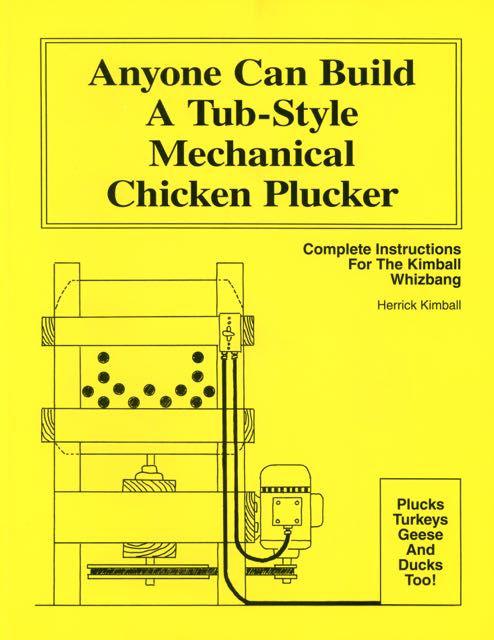 Whizbang Plucker Plan Book