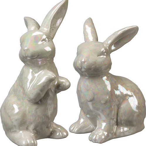Bunnies Figurine Set