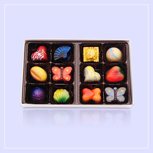 The Chocolaterie Signature Gift Box