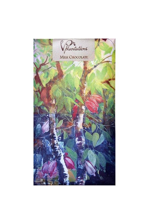 Vintage Plantation: Vegan Milk Chocolate
