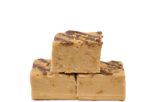 Toffee Buttercream Fudge