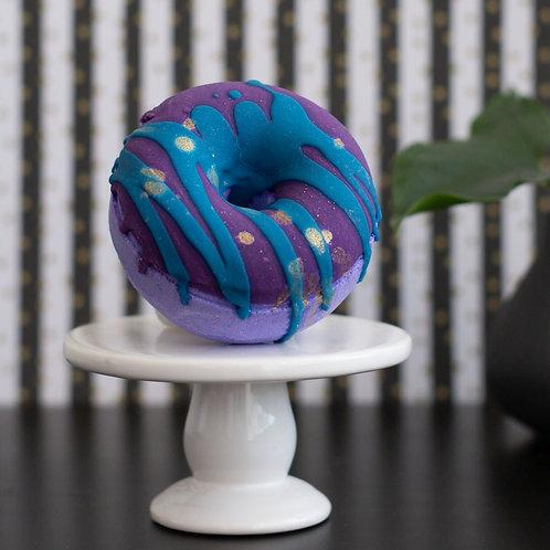 Lavender Honey Doughnut Bath Bomb