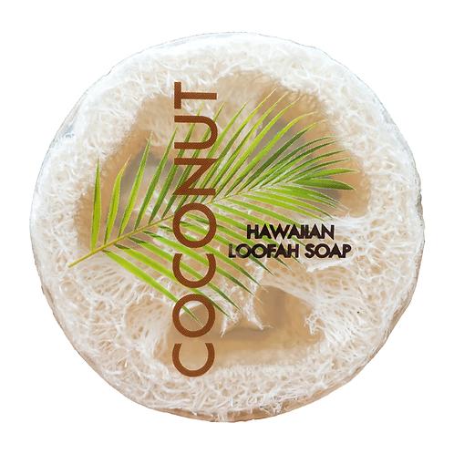 Coconut Loofah Soap