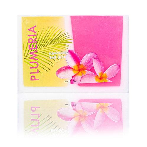 Plumeria Bar Soap