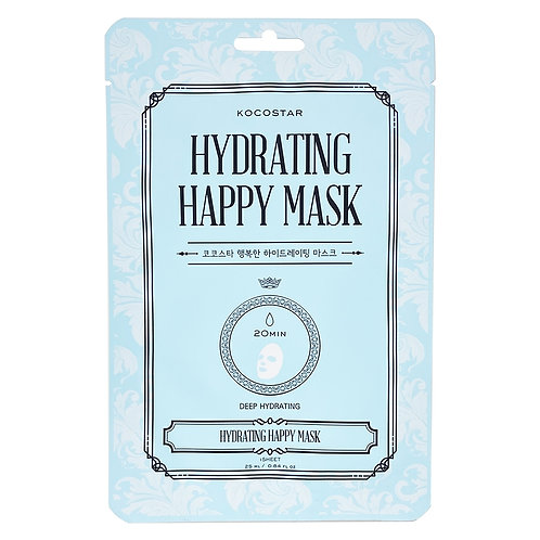 Hydrating Happy Face Mask