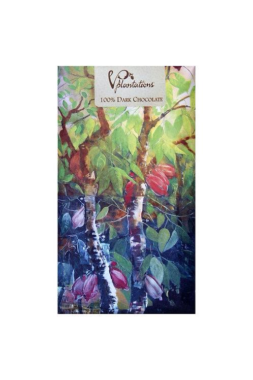 Vintage Plantation: 100% Dark Chocolate