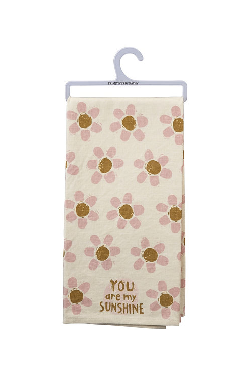 You are my Sunshine Dish Towel