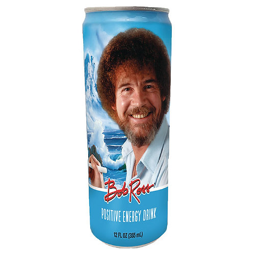 Bob Ross Energy Drink