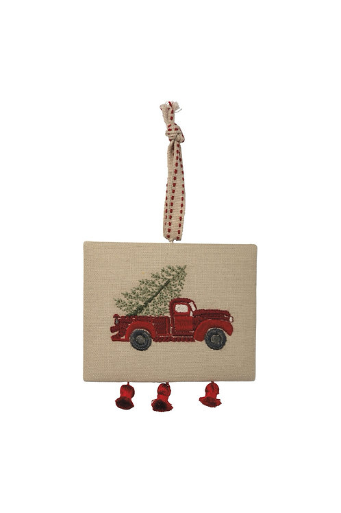 Merry Everything Ornament Gift Card Holder