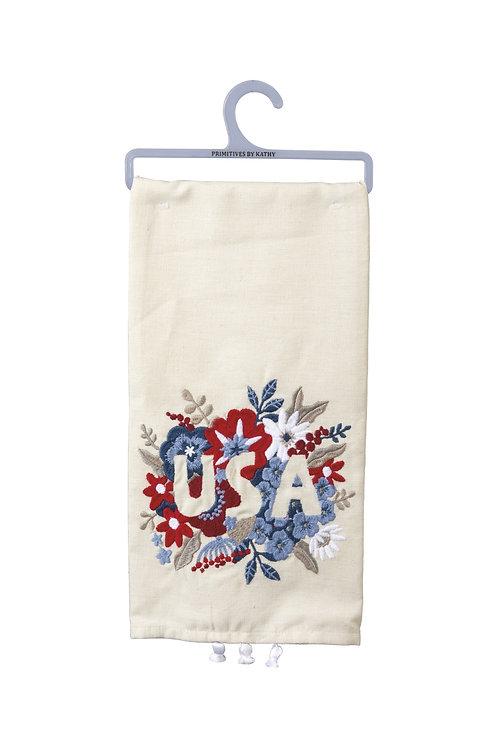 USA Dish Towel