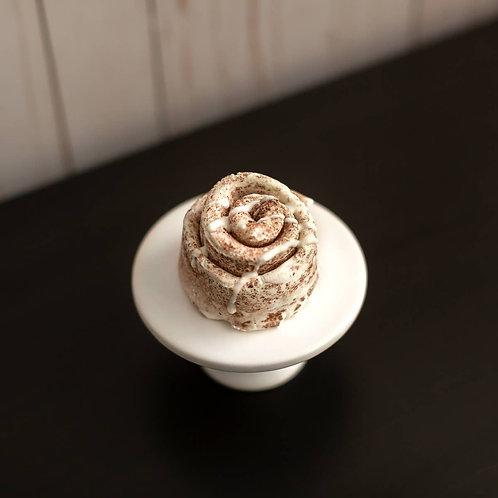Cinnamon Bun Bubble Bar