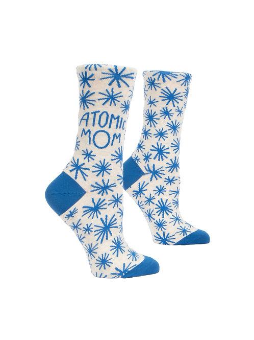 Atomic Mom Women's Socks