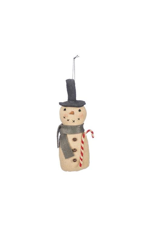 Tall Snowman Ornament