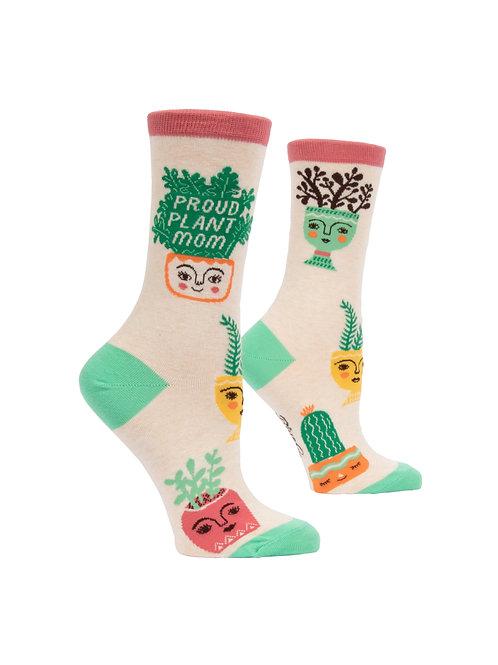 Proud Plant Mom Women's Socks