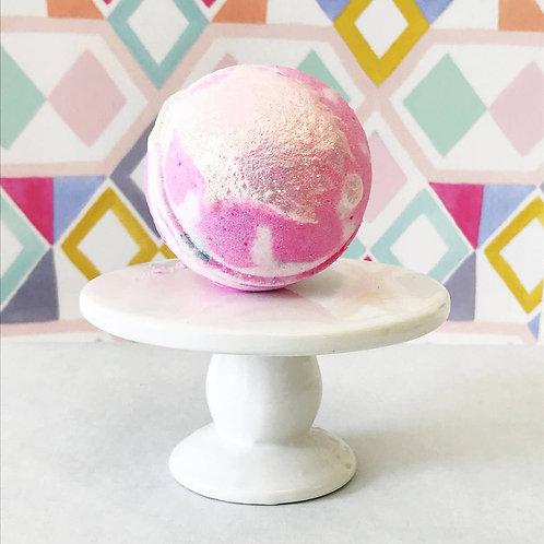 Pink Opal Bath Bomb