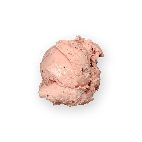 Fresh Strawberry Ice Cream Pint