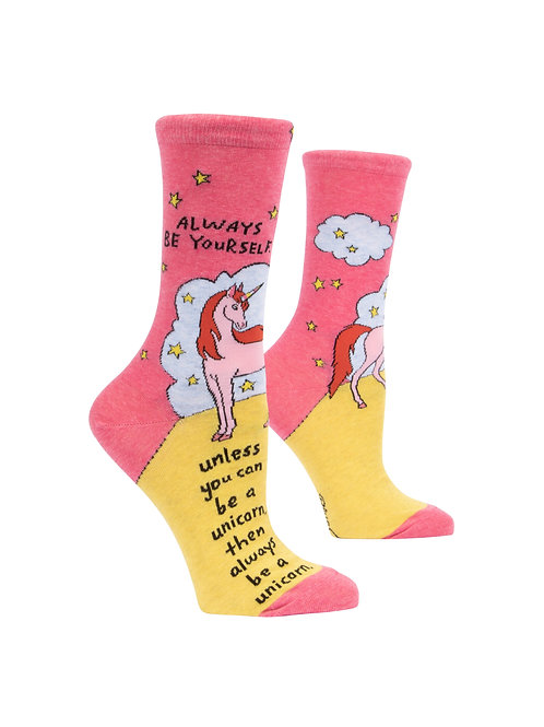 Always be Yourself Women's Socks
