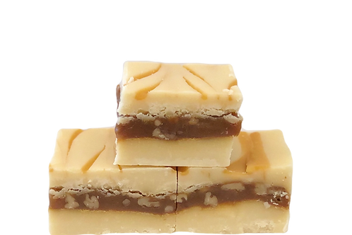 Vanilla Praline Fudge