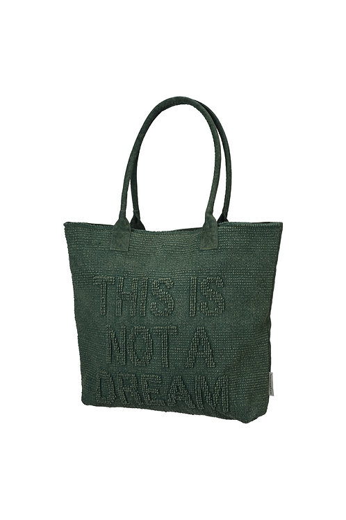 This is Not a Dream Large Tote Bag