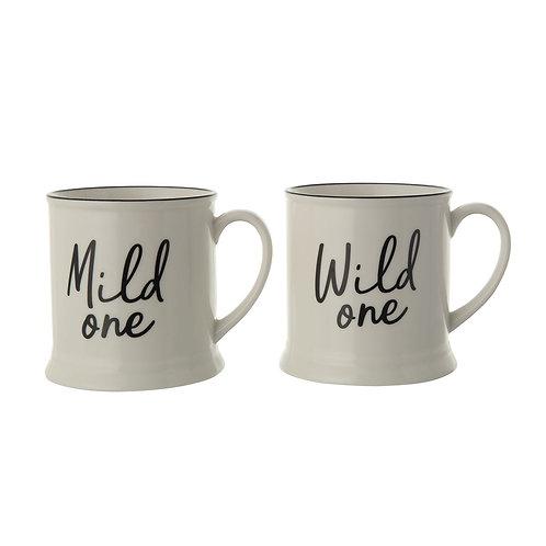 Wild One/Mild One Mug