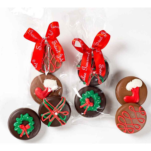 Holiday Chocolate Covered Oreos 2 Pack