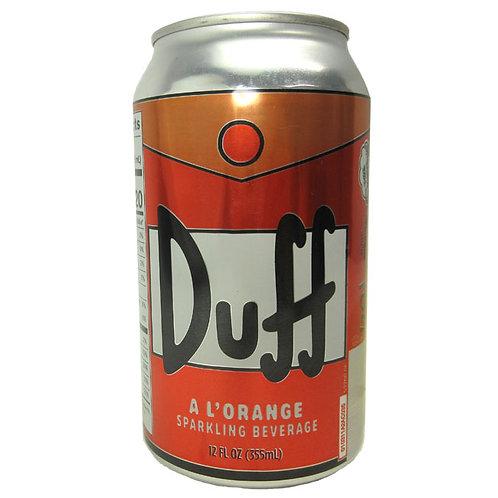 Simpson Duff Beer Orange Drink