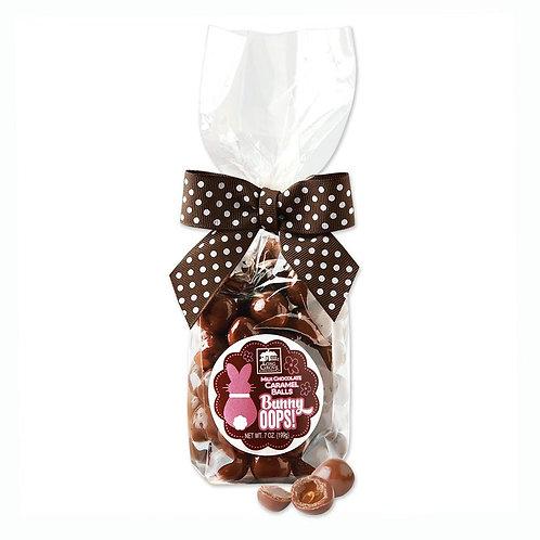 Bunny Oops Milk Chocolate Caramel Balls