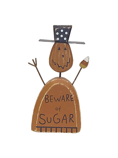 Beware of Sugar Chunky Sitter