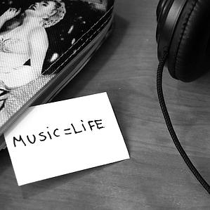 音楽=ライフ