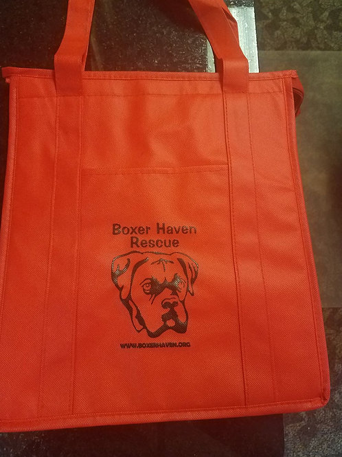 BHR Tote Bag: Insulated