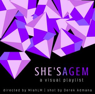 Visual Playlist: She's a Gem