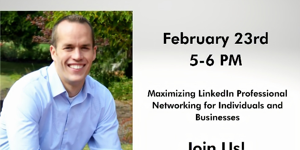 LinkedIn Workshop with Jeff Perry of More Than Engineering