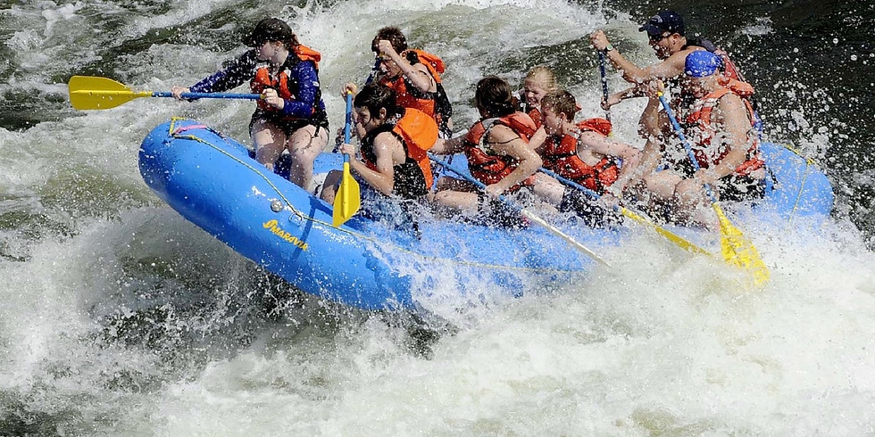 PYP Goes Whitewater Rafting!