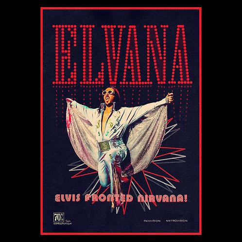 ELVANA ALBUM POSTER